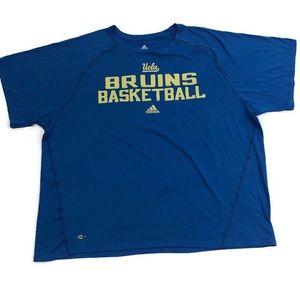 Adidas UCLA Bruins Basketball T-Shirt, Size 3XL